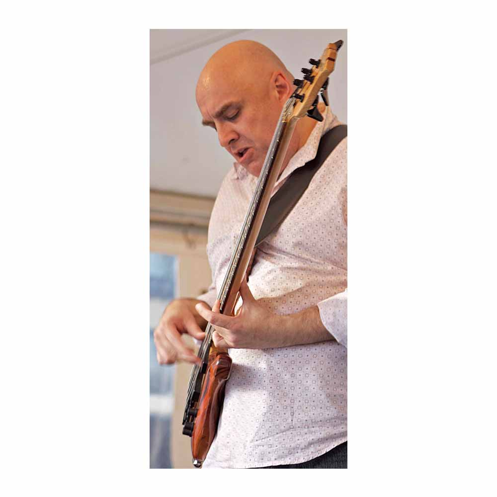 Mark Costa - Australian Bass player