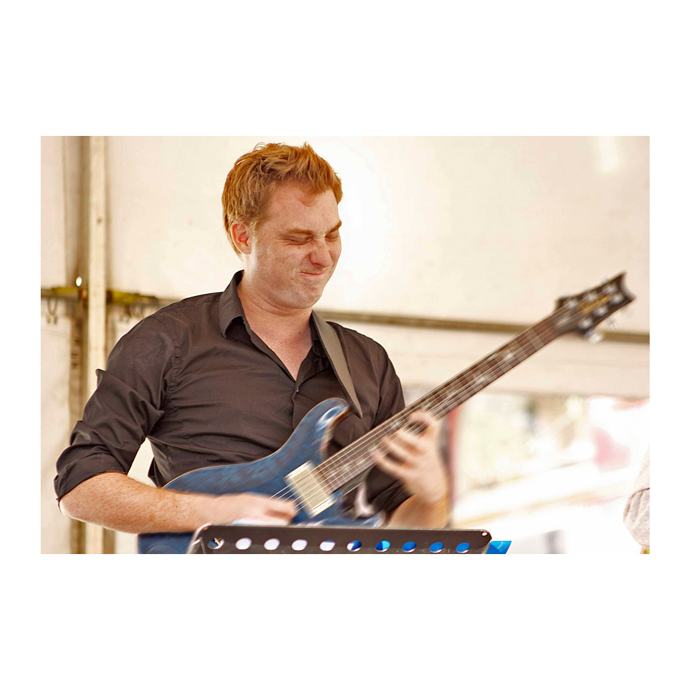James Muller - Australian jazz Guitarist