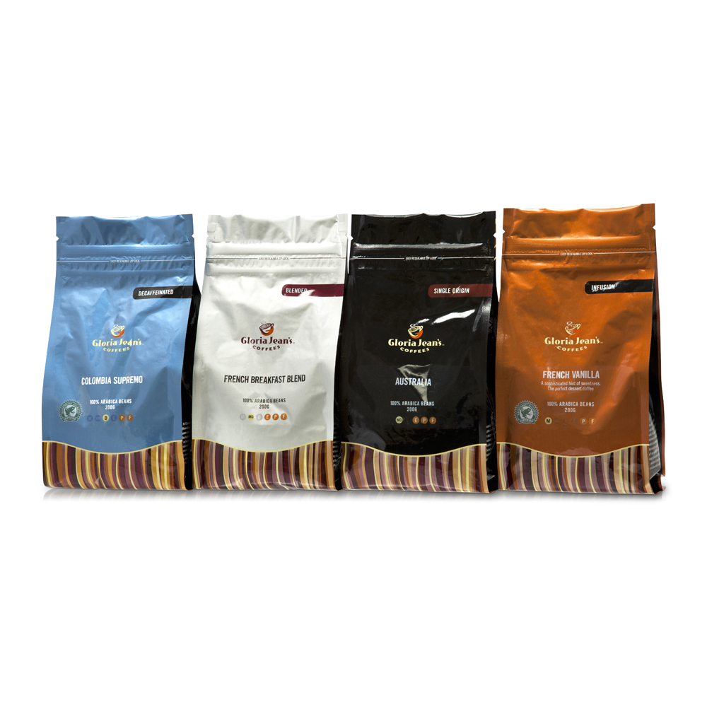 coffe bags