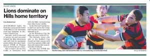 Hornsby Advocate_1.8.13